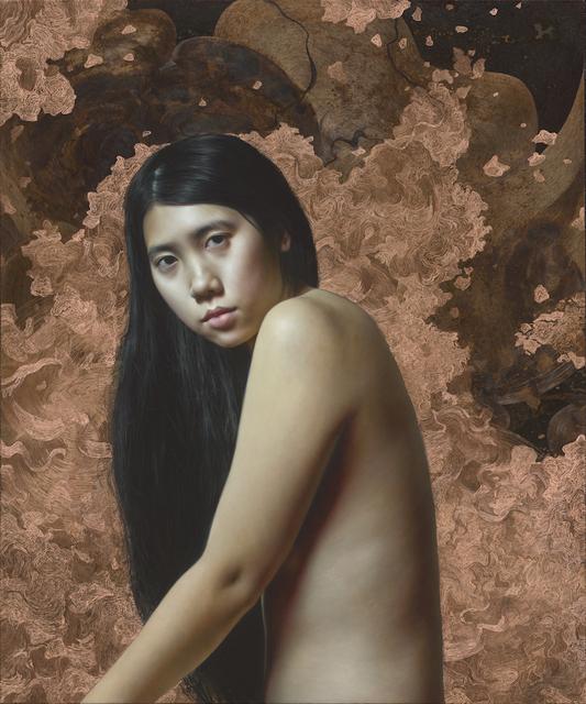 , 'Karen with Cloud Cover,' , Sirona Fine Art