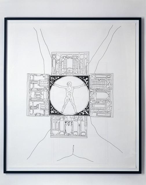 , 'Vitruvius,' 2002, KÖNIG GALERIE