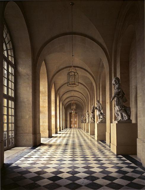 , 'Galerie de Pierre, Chateau de Versailles,' 1985, Edwynn Houk Gallery