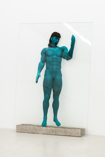 , 'Blue,' 2018, Annka Kultys Gallery