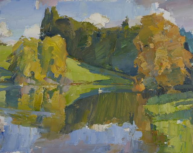 , 'Teffont Evias II,' , Portland Gallery