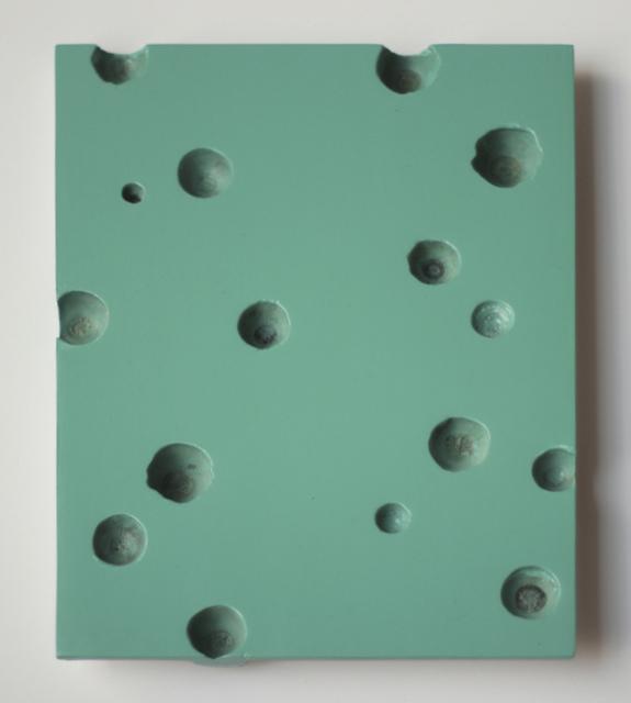 , 'Turquoise Open Cluster,' 2018, Sicardi | Ayers | Bacino