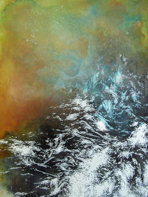Marie Dolma Chophel, 'As It Melts I', 2017, Equity Gallery
