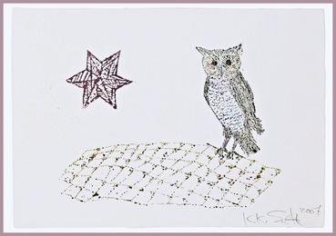 Owl and Star