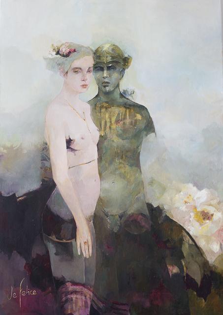 , 'Brumes secrètes ,' 2018, Galerie Calderone