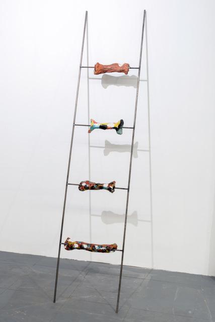 , 'Bone Ladder,' 2016, Proto Gallery
