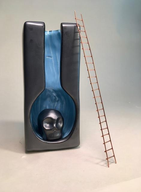 , 'deep dive,' 2018, Linda Warren Projects