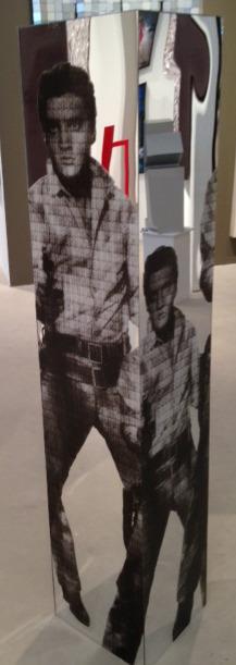 Alex Guofeng Cao, 'Love You Tender, Kill Me Softly: Elvis vs Warhol', 2013, Contessa Gallery