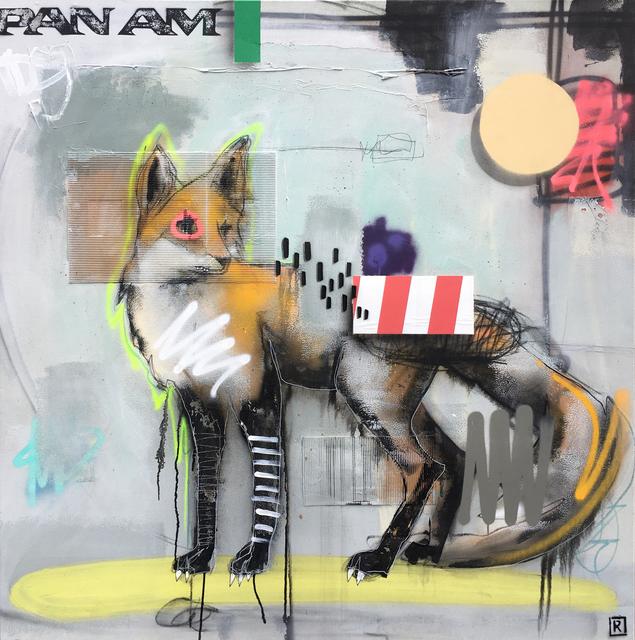 , 'Pan AM,' 2017, Galerie LeRoyer