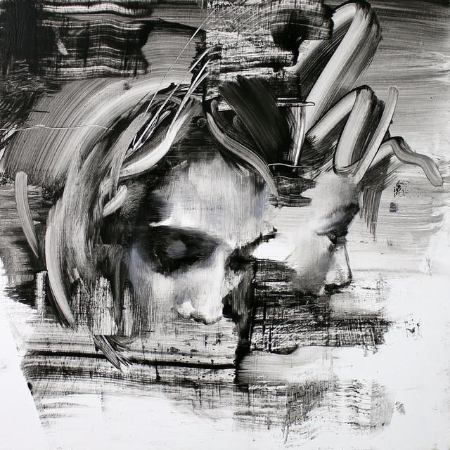 , 'Figurative Study 4,' 2016, Lawrence Alkin Gallery