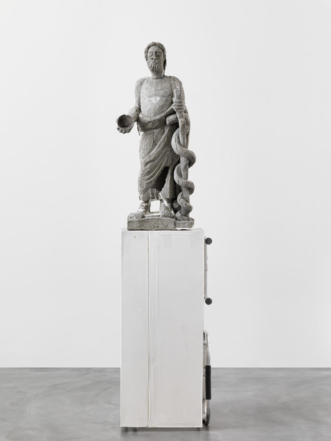 , 'It`s ok to limp,' 2016, Galerie Eva Presenhuber