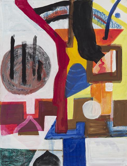 , 'Untitled (#12),' , Tibor de Nagy