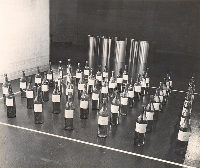 , 'Aguas de todas partes del mundo,' 1967, Henrique Faria   Buenos Aires