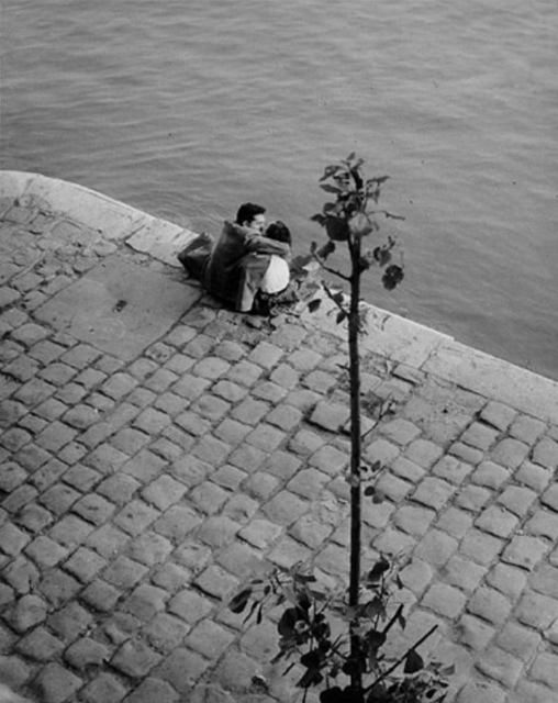 Willy Ronis, 'Quai du Louvre', 1952, Grob Gallery