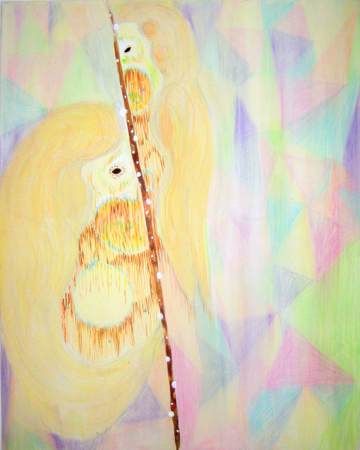 , 'Guitar,' 2014, SCHEUBLEIN + BAK