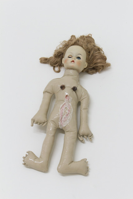, 'Abortion Rights Doll,' 2016, Freight + Volume