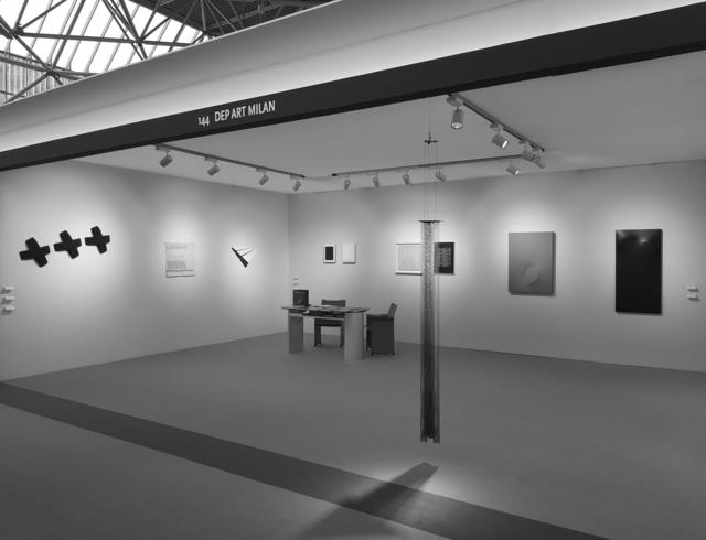 , 'Alberto Biasi @ PAN 2017,' 2017, Dep Art Gallery