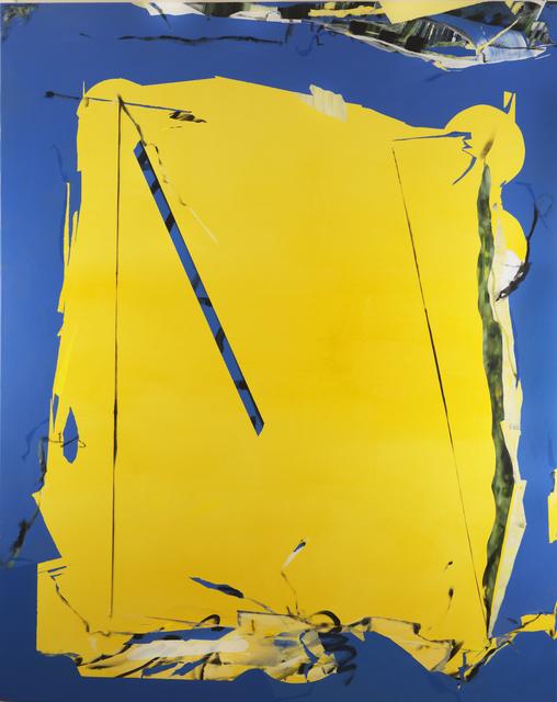 , 'The idea of the West 3,' 2016, Galerie Xippas