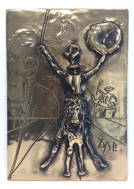 Salvador Dalí, 'Don Quixote Bas Relief', 1979, Gregg Shienbaum Fine Art