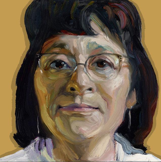 , 'Woman no. 15,' 2008-2015, Nancy Toomey Fine Art