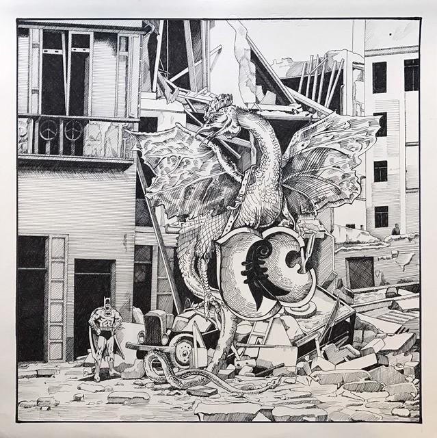 , 'Dibujo 7,' 2017, Blanca Soto Arte