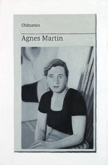 , 'Obituary: Agnes Martin ,' , Charlie Smith London