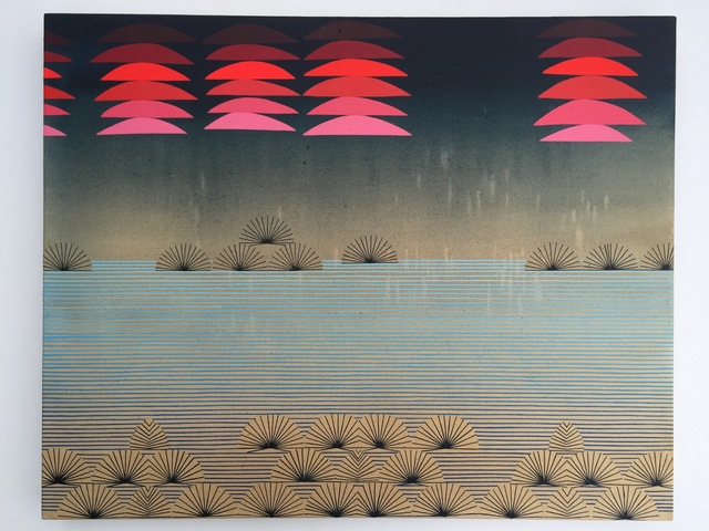, 'Pineapple,' 2016, Mirus Gallery
