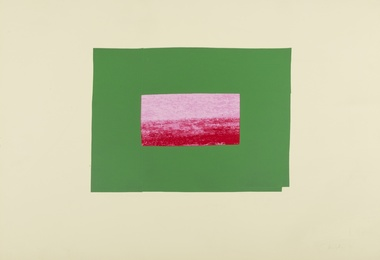 Howard Hodgkin, 'Indian View I (Heenk 19),' 1971, Forum Auctions: Editions and Works on Paper (March 2017)