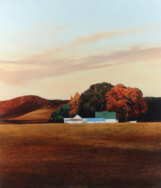 , 'Second Grace,' 2015, Nancy Hoffman Gallery