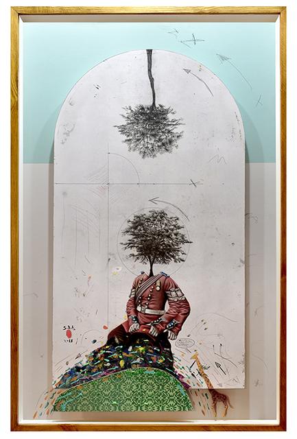 , 'Sargento árbol,' 2018, N2 Galería