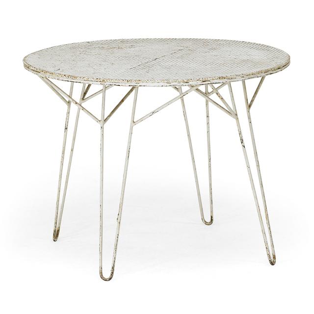 Mathieu Matégot, 'Dining Table, France', 1950s, Rago/Wright