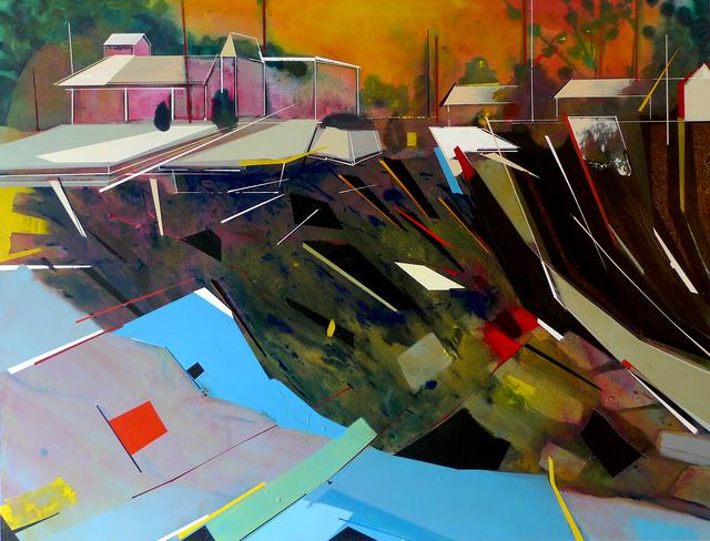 , 'Tectonic Shift #3,' 2017, Mark Moore Fine Art