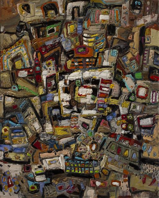 Liu Maonian, '水土长在人无踪', 2015, Juliette Culture and Art Development Co. Ltd.
