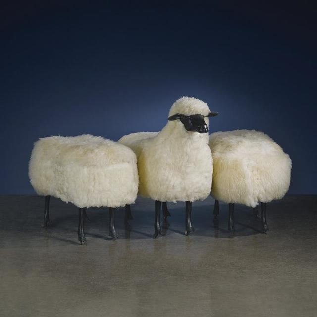 , 'Moutons de Laine,' 1974, David Benrimon Fine Art