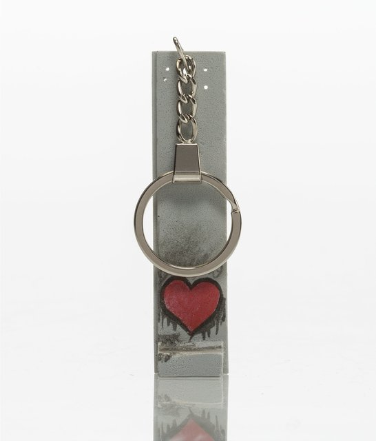 Banksy, 'Souvenir Wall Section Key Chain', 2017, Heritage Auctions