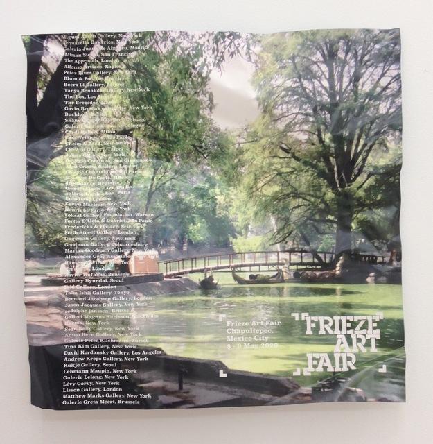 , 'Didactics (FriezeDF),' 2017, Postmasters Gallery