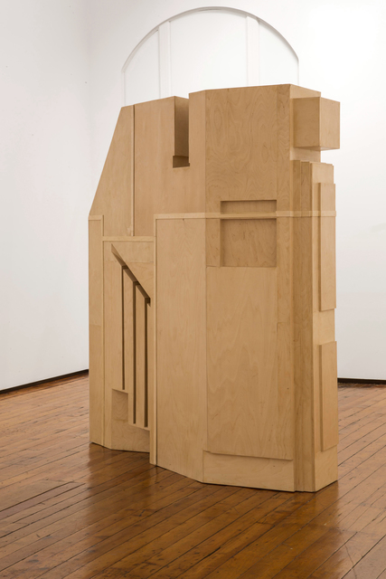 Richard Wilson, 'Stealing Space, Compressed', 2018, Galleria Fumagalli