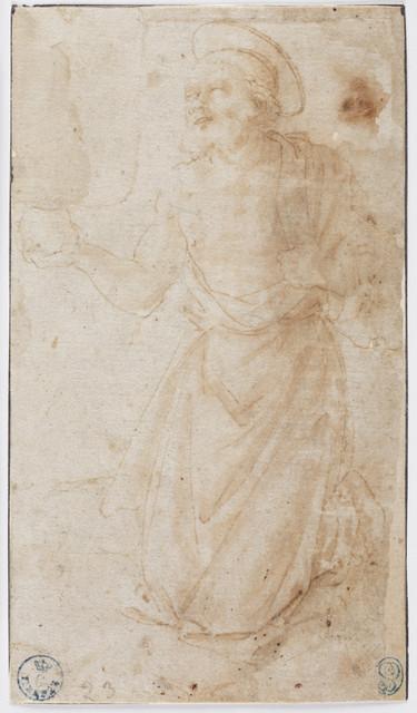 , 'Penitent Saint Jerome,' 1430, Isabella Stewart Gardner Museum