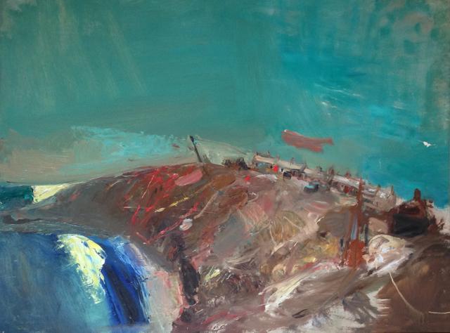 , 'Catterline Cottages,' , Cyril Gerber Fine Art/ Compass Gallery