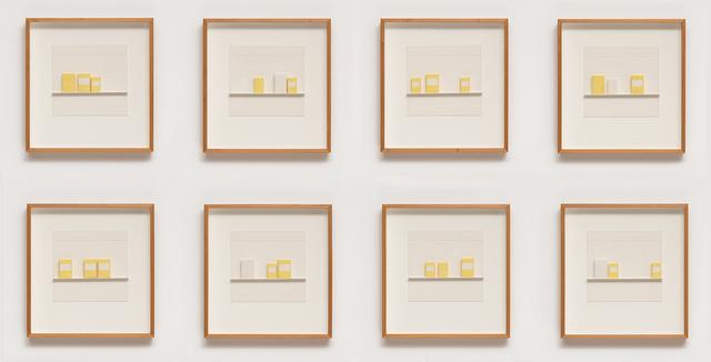 , 'Superficie Internacional,' 2008, Galeria Raquel Arnaud