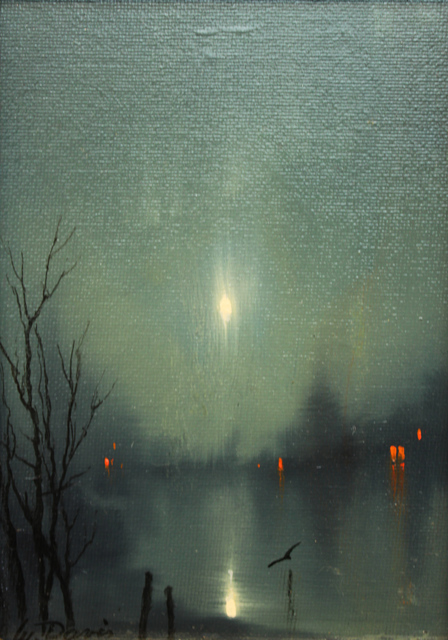 William R. Davis, 'Evening Star', 2018, The Guild of Boston Artists