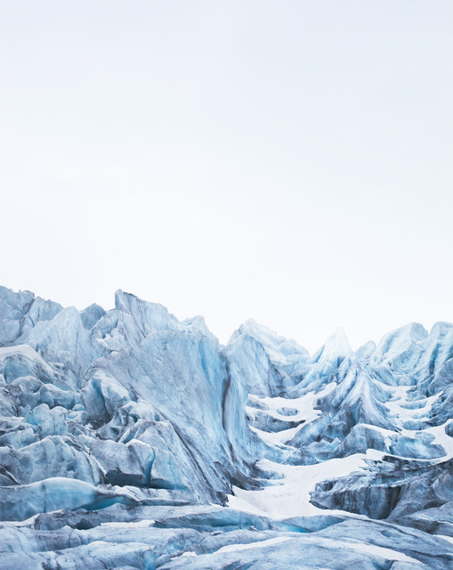, 'Nigardsbreen, Plate I, Norway,' 2011, Rosier Gallery