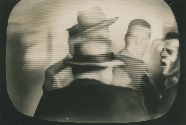 Unknown, 'Television transmission of Jack Ruby shooting Lee Harvey Oswald, JFK's alleged assassin, November', 1963, Michael Hoppen Gallery