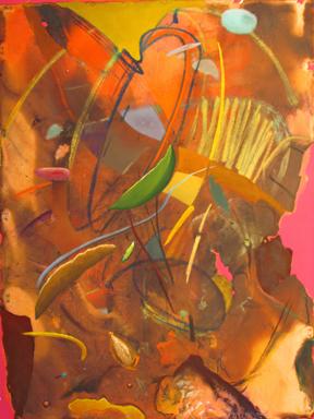 , 'Heat Stimulating the Brain #2,' 2014, Zenith Gallery