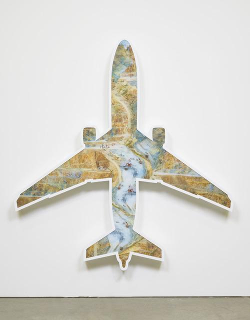 , 'Earth Plane,' 2015, Galerie Eva Presenhuber