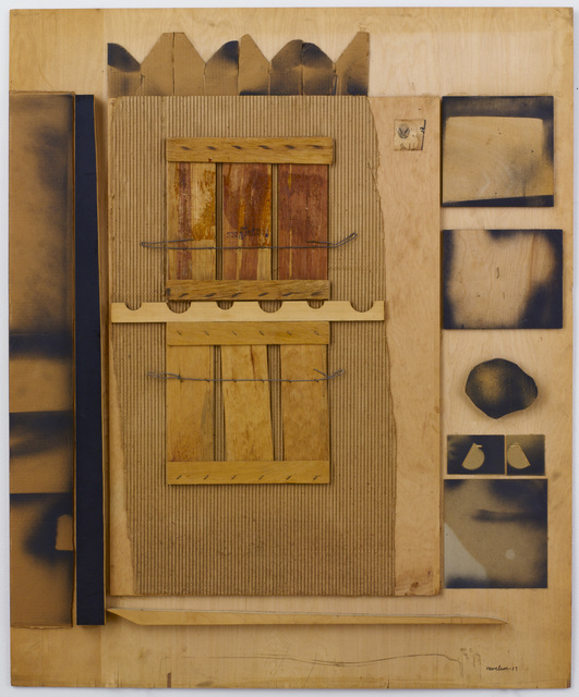 , 'Untitled,' 1957, Pace Gallery