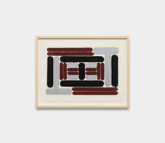 , 'desenho #006,' 2017, Galeria Raquel Arnaud