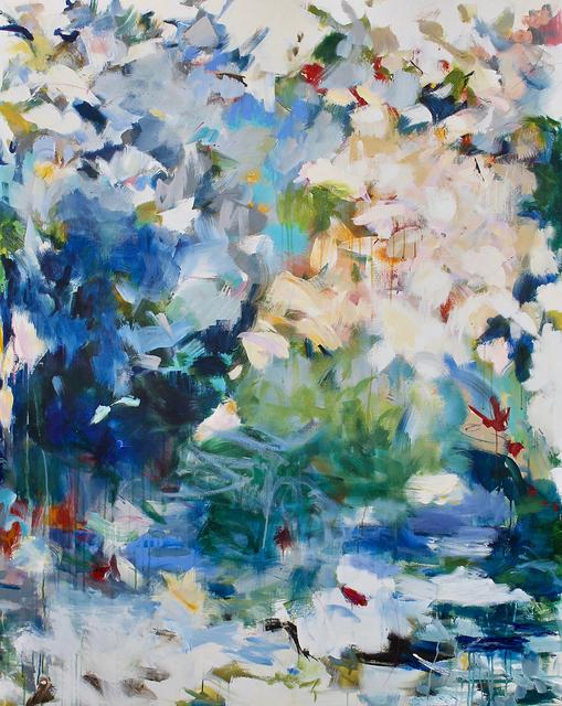 , 'Sylvian Cascade,' 2017, Slate Contemporary