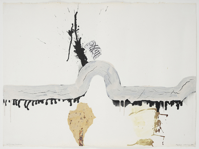 , 'William Caxton,' 1986, Charles Nodrum Gallery