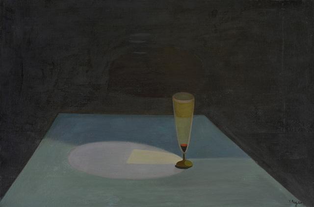 Vera Pagava, 'Coupe et formes sur table', 1935, Jeanne Bucher Jaeger